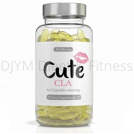 Cute Nutrition Cute CLA capsules