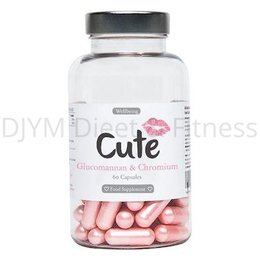 Cute Nutrition Craving Crusher 60 caps