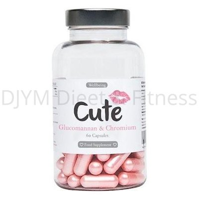 Cute Nutrition Craving Crusher 60 caps