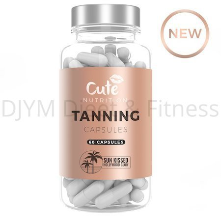 Cute Nutrition Cute Tanning Capsules