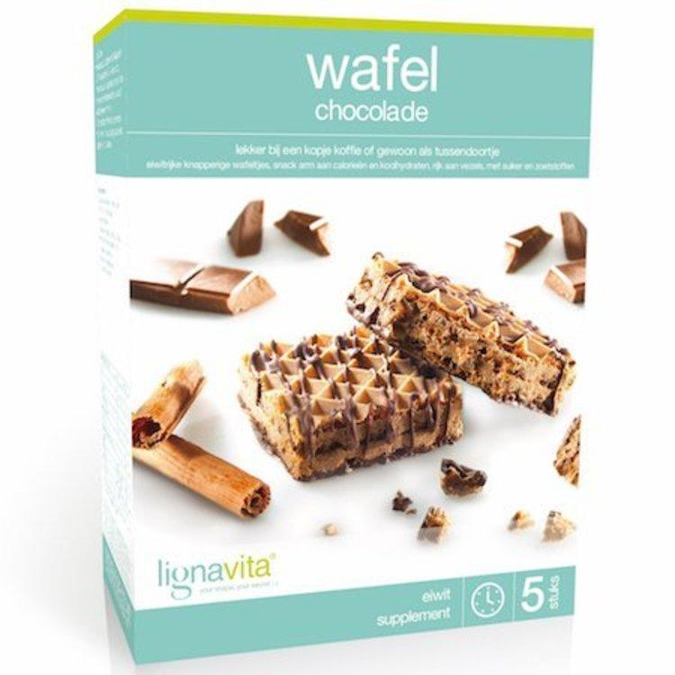Lignavita Lignavita Chocolade Wafel