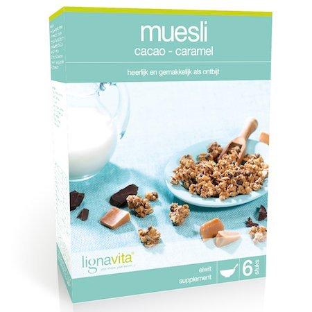 Lignavita Lignavita Muesli Cacao Caramel