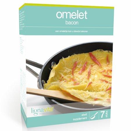 Lignavita Lignavita Omelet Bacon
