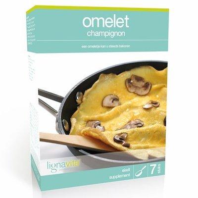 Lignavita Omelet Champignon