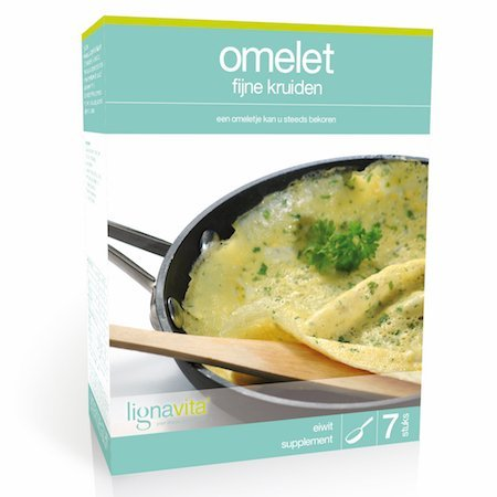 Lignavita Lignavita Omelet Fijne Kruiden