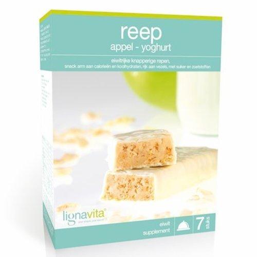 Lignavita Reep Appel-Yoghurt