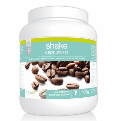 Lignavita Pot Supplus Cappuccino Shake