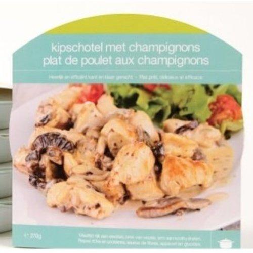 Lignavita Schotel kip/champignon 270 gram