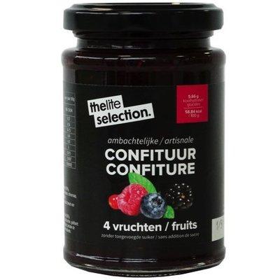 Lignavita 4 vruchtenconfituur