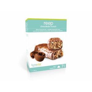 Lignavita Lignavita Reep chocolade crunch