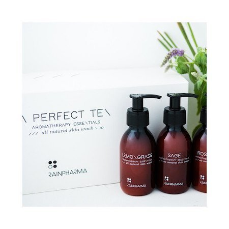 Rainpharma Rainpharma A Perfect Ten Skin Wash 10 X 150ml