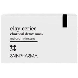 Rainpharma RainPharma Clay Series - Charcoal Detox Mask 50ml