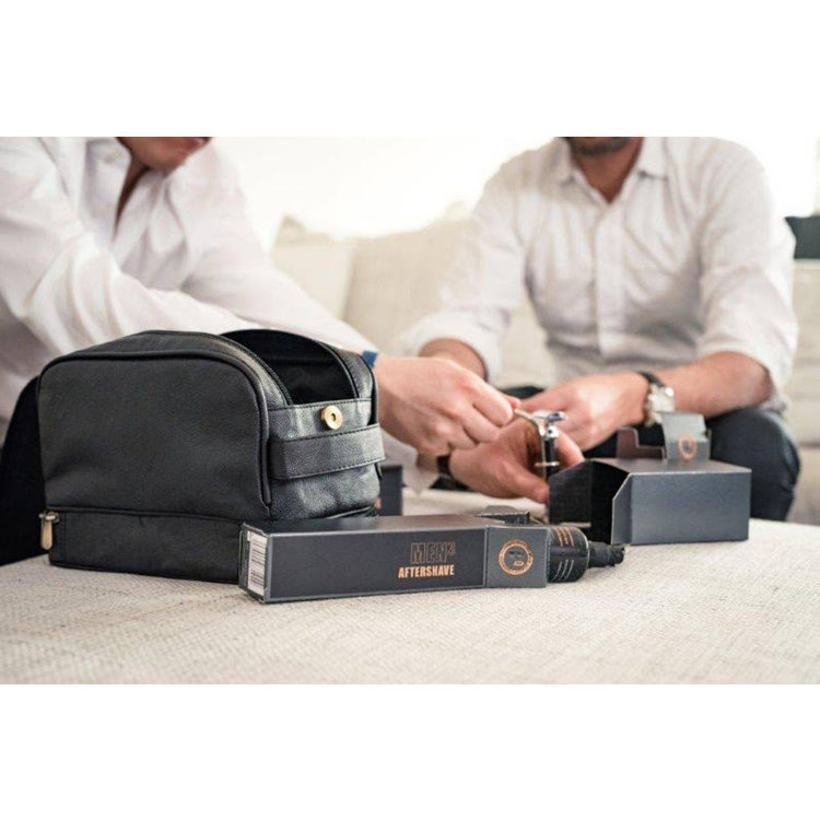 MEN3 MEN3 Luxurious Experience Toiletry Bag (gevuld)