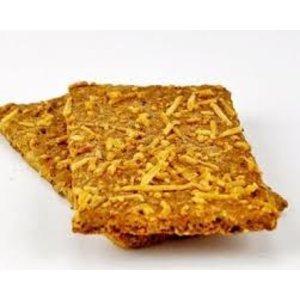 Lignavita Crackers met kaas en meergranen