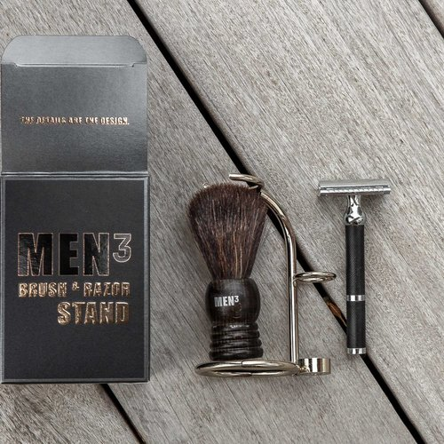 MEN3 MEN³ Safety Razor Houder