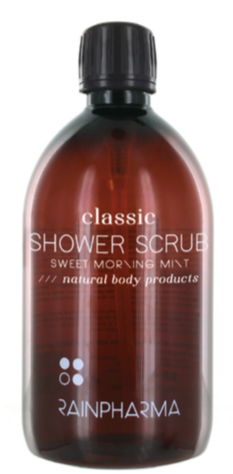 RainPharma Rainpharma Classic Shower Scrub