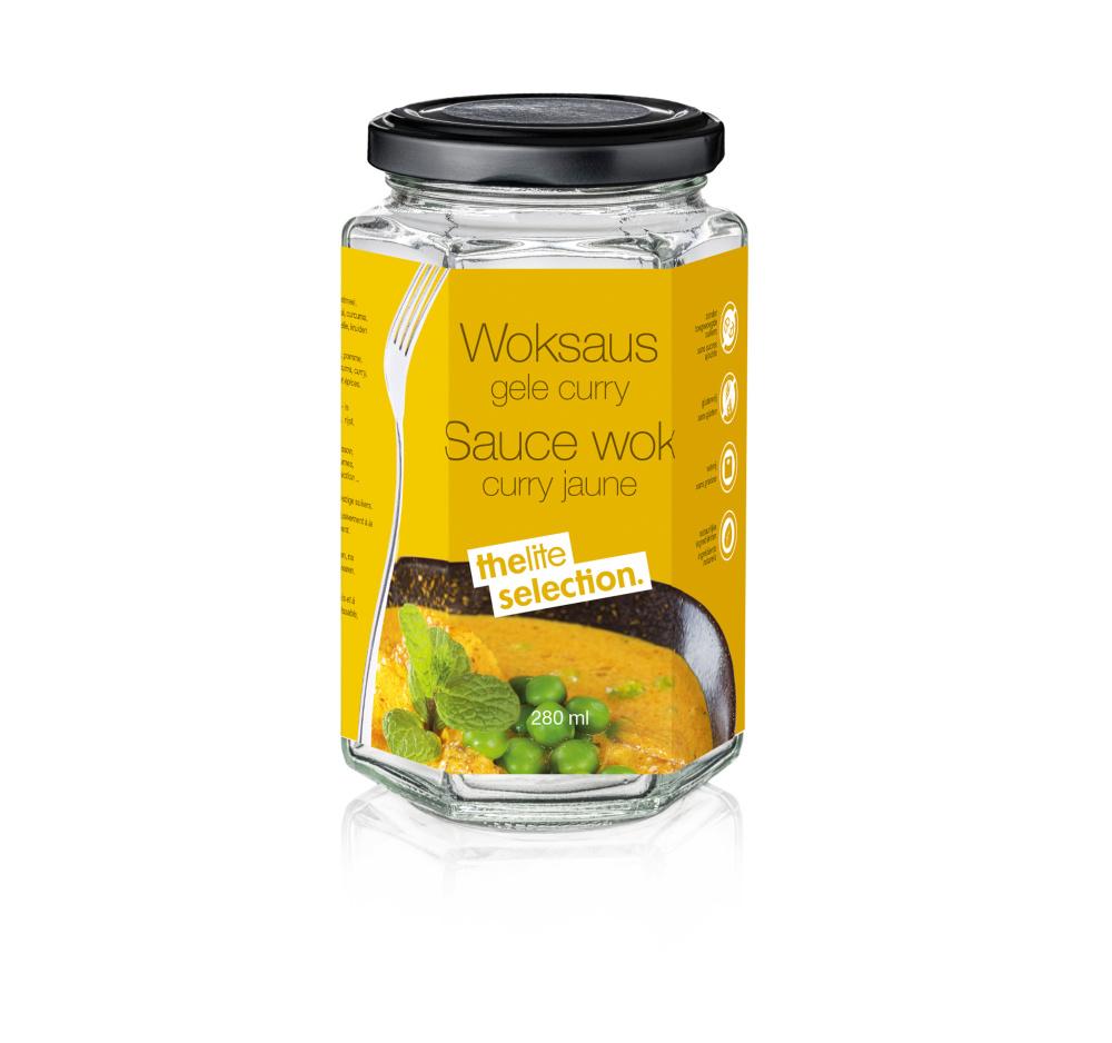 Lignavita Lignavita Woksaus met curry