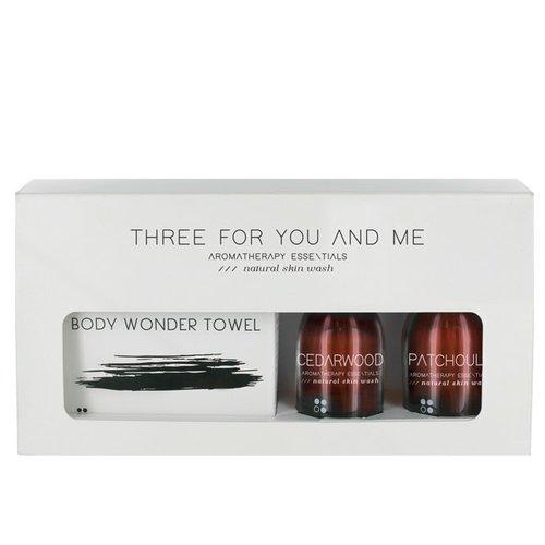 Rainpharma Three For You - Cedarwood/Patchouli