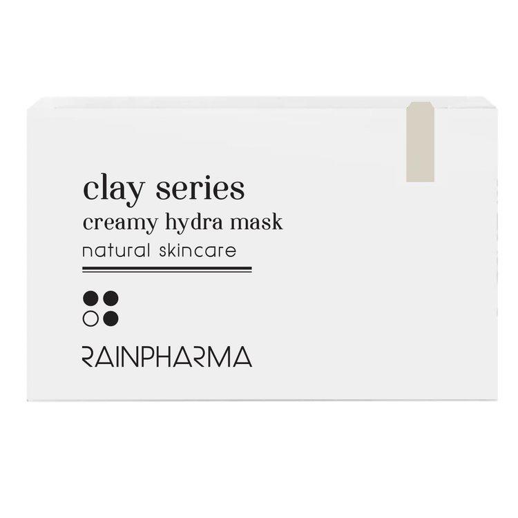 Rainpharma RainPharma Clay Series - Creamy Hydra Mask 50ml