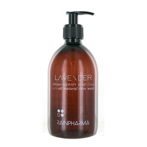 Rainpharma Rainpharma Skin Wash Lavender 100/500ml