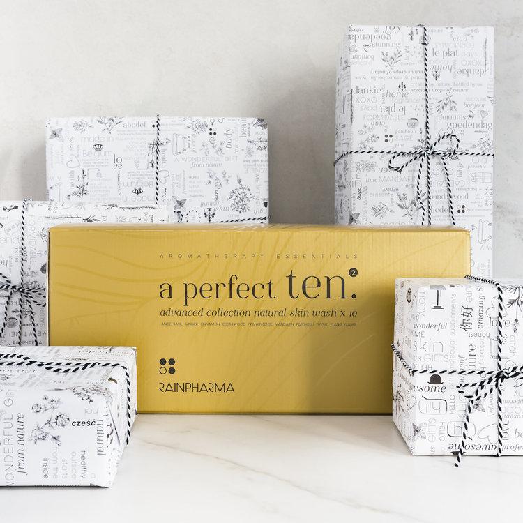 Rainpharma Rainpharma A Perfect Ten Skin Wash Advanced Collection