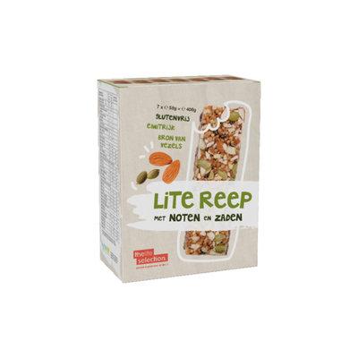 Lignavita Litselection maaltijdreep zaden en noten