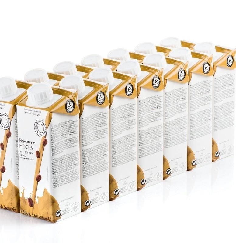 Lignavita Lignavita Tetra Koffie/Mokka 14 stuks