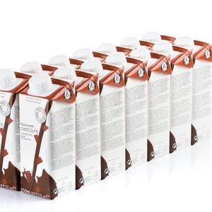 Lignavita Lignavita Tetra Chocolade 14 stuks