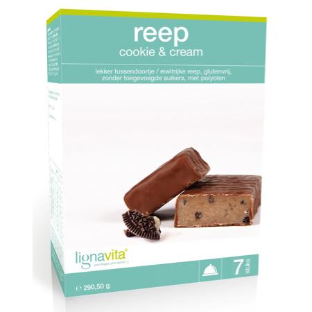 Lignavita Lignavita Reep Cookie & Cream