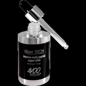 4VOO Mannenverzorging 4VOO Uber TECH Intensive Multi-Peptide Copper Elixir