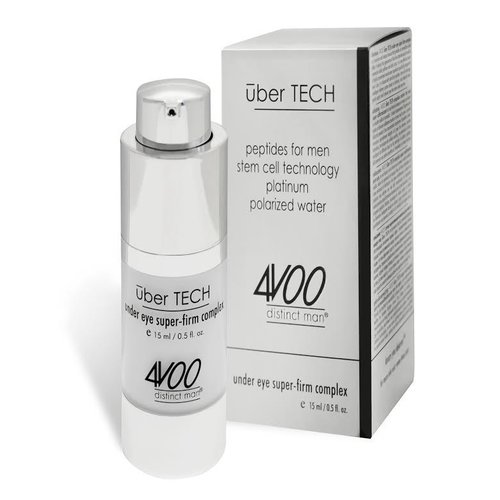 4VOO Mannenverzorging UBER TECH Under Eye Super Firm Complex