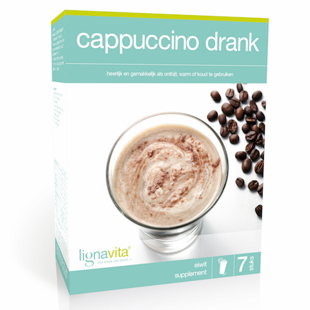 Lignavita Lignavita Cappuccino Drank