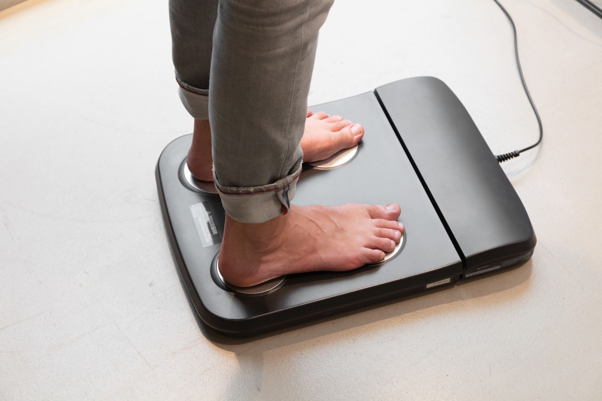 DJYM lichaamsvetmeting Rainpharma dieet