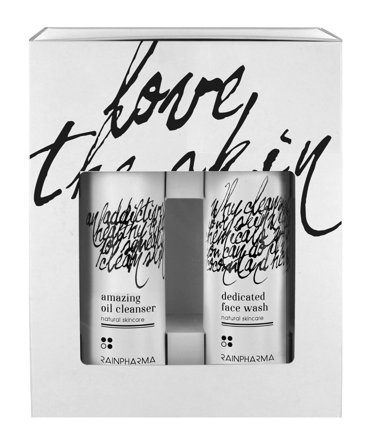 Rainpharma Rainpharma Promo Amazing Oil + Dedicated Face Wash