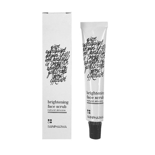 Rainpharma Brightening Face Scrub 20ml TRAVEL