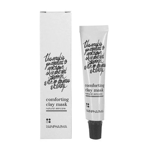 Rainpharma Comforting Clay Mask 20ml TRAVEL