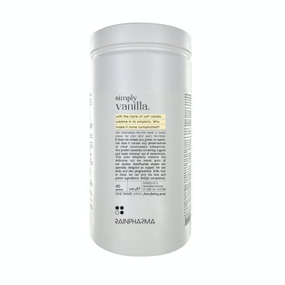 Rainpharma Rainshake Simply Vanilla XL