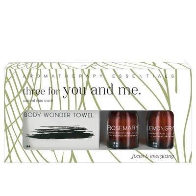 Rainpharma Three For You - Lemongrass/Rozemarijn