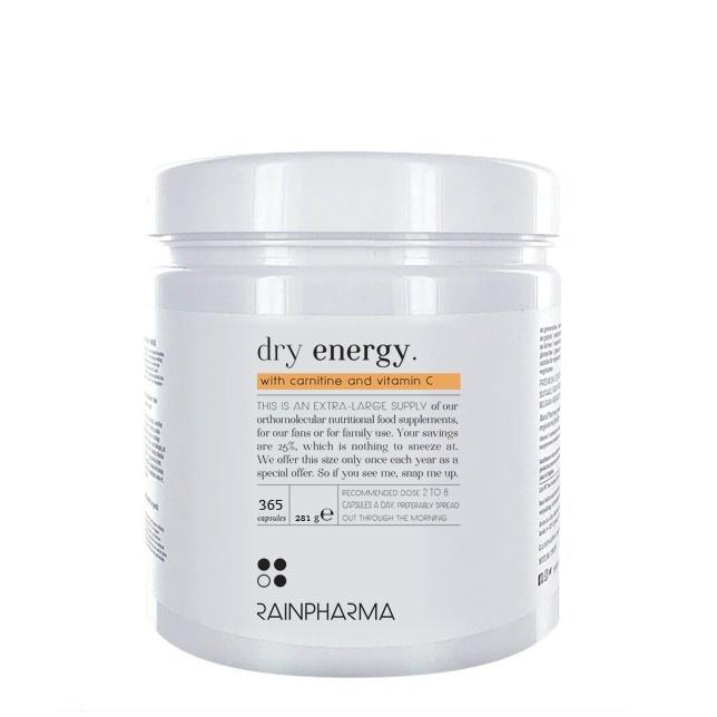 RainPharma Rainpharma Dry Energy 365 caps Family