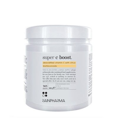 Rainpharma Super C Boost 365 caps