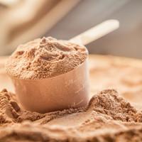 Spieren opbouwen met proteïneshakes