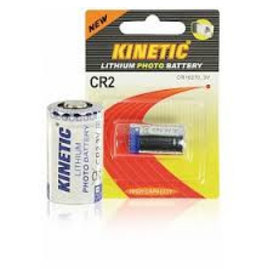 Kinetic - Varta -  GP Batterij CR123
