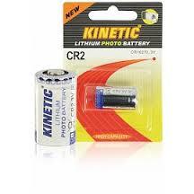 Kinetic - Varta -  GP Batterij CR123