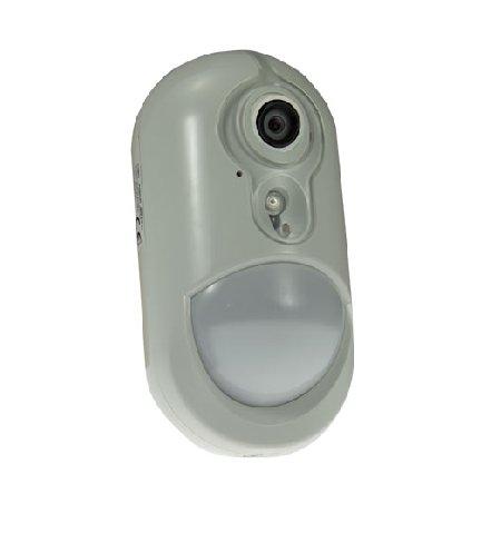 DSC PG8934  Wireless PIR detector met camera