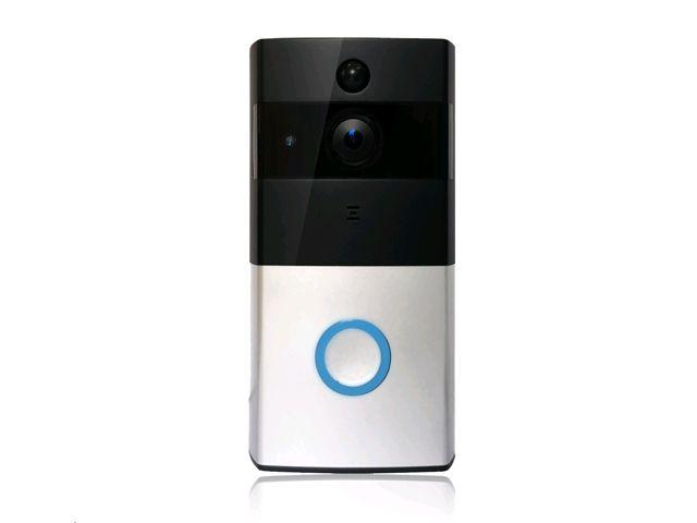 Viscoo Viscoo Wifi deurbel met 720P resolutie