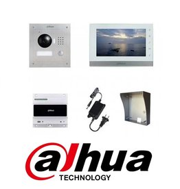 Dahua IP Videofoon kit