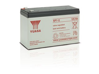 Yuasa Batterij 12V - 7Ah