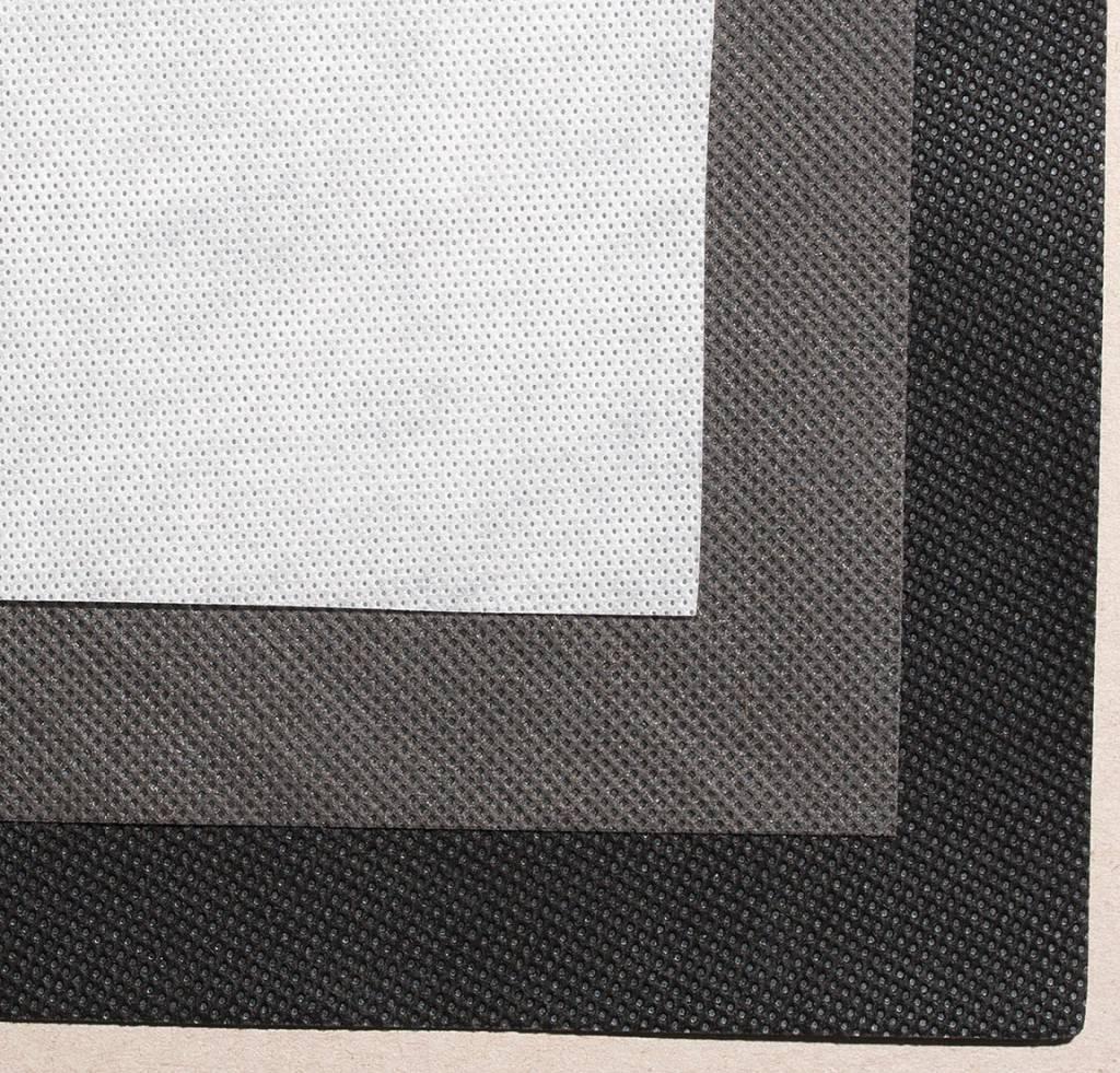 PP-Spinnvliesstoff 50 g/m², Weiß, Breite 160 cm, 250 m