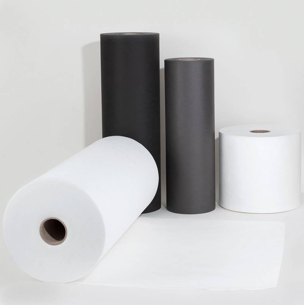 PP-Spinnvliesstoff 60 g/m², Weiß, Breite 160 cm, 125 m