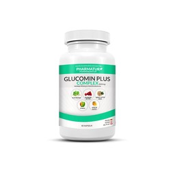 Glucomin Plus 1 container for 1 month